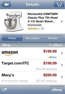 check amazon prices