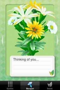 Flower Garden From Snappy Touch Is A Great Virtual Growing App That Lets You Plant Grow And Send Flowers Its Free For Mothers Day