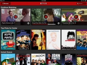 how to delete recently watched on netflix iphone