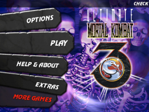 Ultimate mortal kombat 3 hd
