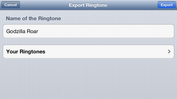 how to create custom text tones itunes