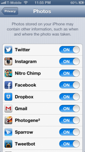 How To: Manage Privacy Settings on iOS | 148Apps