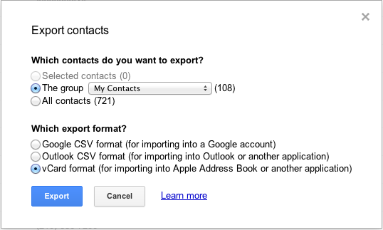 How To: Transfer Contacts to iCloud | 148Apps