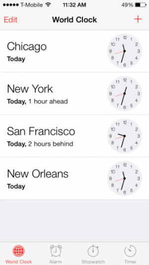 How To: Master the Intricacies of the Clock App in iOS 7 ...