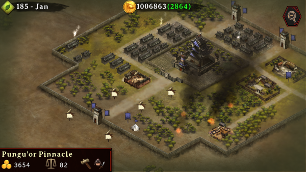 Autumn Dynasty: Warlords Offers Players with Over 60 Hours