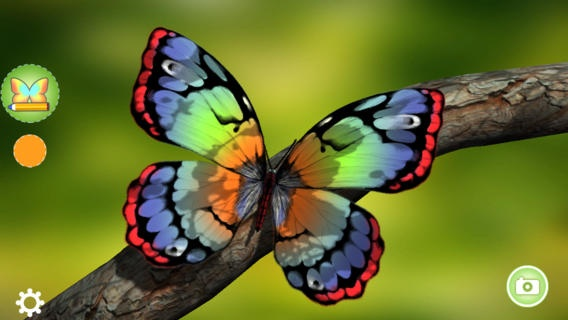 Paint Me A Butterfly Lets Kids Create Colorful Butterflies In This