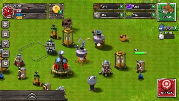 ... Backyard Monsters: Unleashed Is A Quite Enjoyable Combat  Strategy/village Building Game, Albeit One That Will Eventually Require A  Fair Amount Of ...