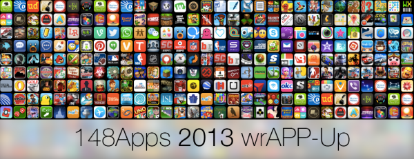 148Apps 2013 wrAPP-Up - It's Been A Great Year for Apps | 148Apps