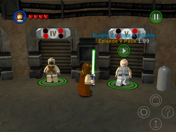 download game lego star wars tcs android
