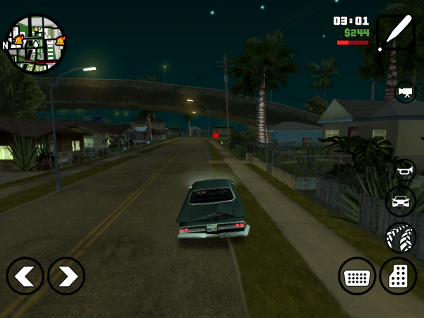 CJ's romp through one of the Grand Theft Auto series' biggest worlds was impressive enough when it was on my Playstation 2, but I'd have never imagined I ...