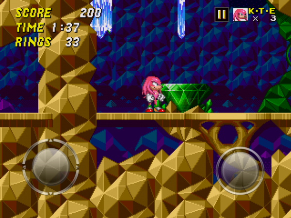 sonic 2 and knuckles