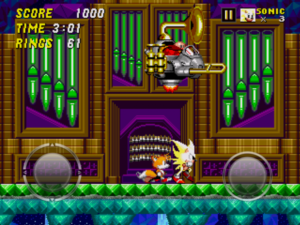 Sonic the Hedgehog 2 Gets the Remastering Treatment, With