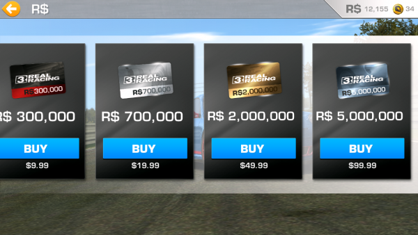 The $503 iOS Racing Game: The Expensive Reality of the IAP