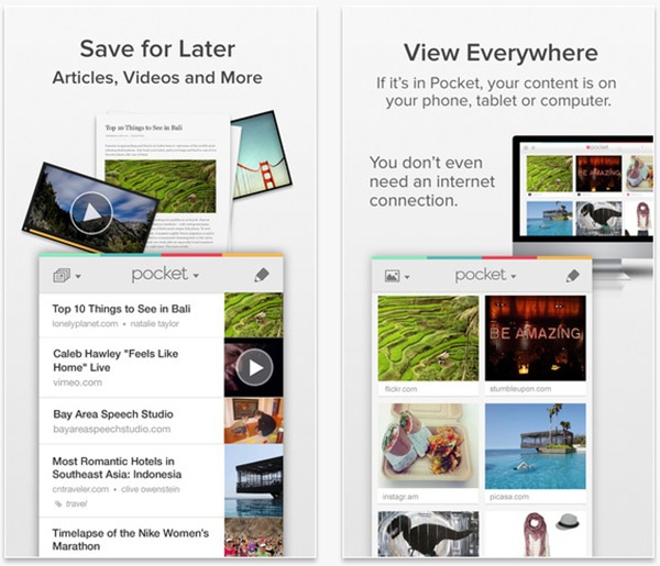 Pocket Update Allows Users To Highlight and Share Articles