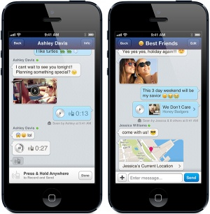 MessageMe Grabs 1 Million Users In Just Over A Week