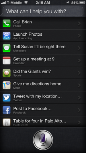 How To: Use Siri and Voice Typing
