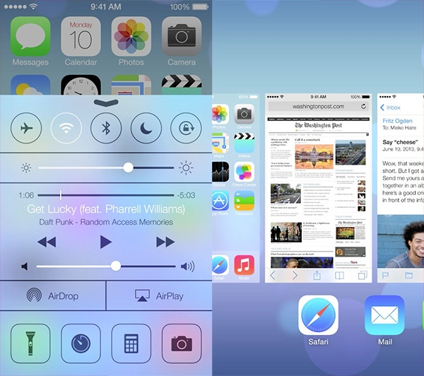 Come See What iOS 7 Looks Like On Your iPhone