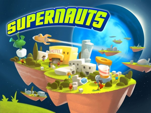 Quick Preview: Supernauts, a Minecraft/Clash of Clans Mashup and the Next Big Thing