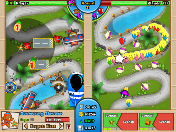 bloons tower defense online