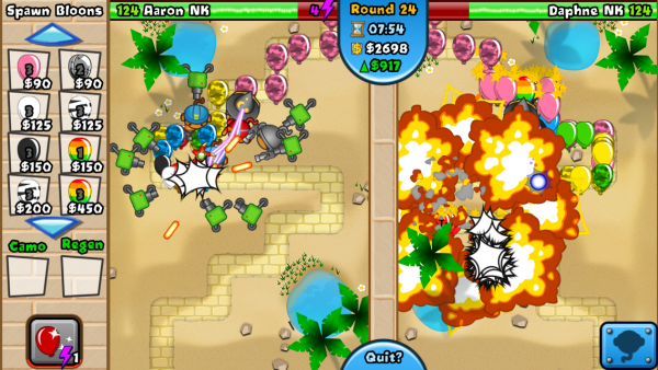 Bloons TD Battles Review | 148Apps