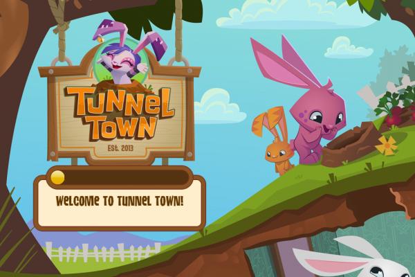 Tunnel town mod apk