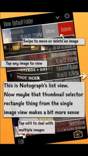 Notograph App Review