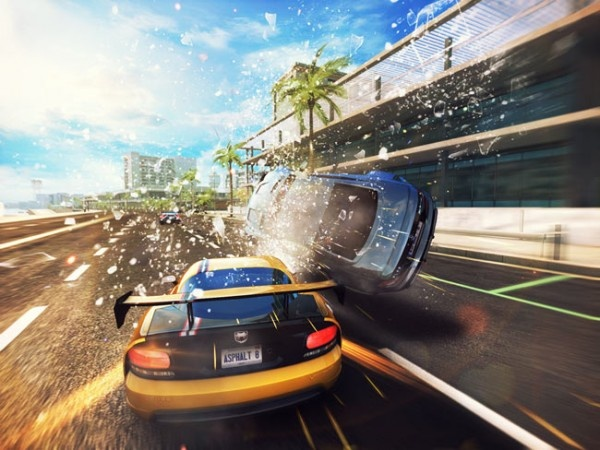 Asphalt 8 To Go Airborne Next Week, August 22nd