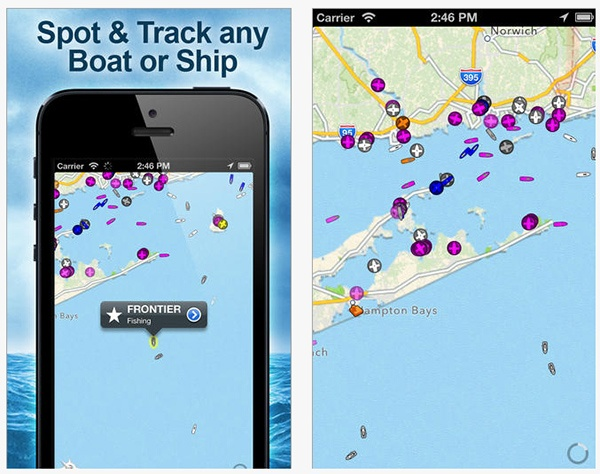 Boat Watch Lets You Track Ships From Port To Port
