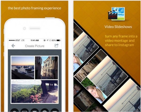 Frametastic Gets New Video Slideshows, Offers 50 New Frames to Select From