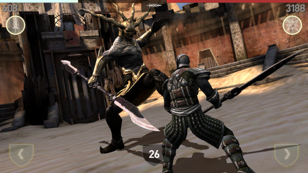 Infinity Blade III is Currently Free, So Stop Reading This
