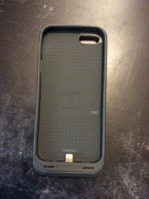 purchase cheap 751ee 94f1a Logitech Protection + Power iPhone5/5S Case Hardware Review | 148Apps