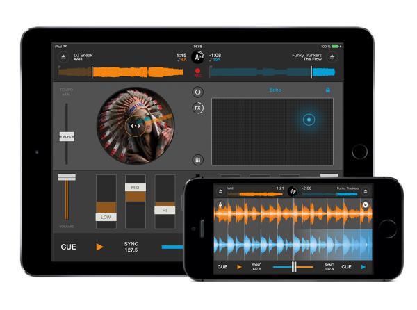 تطبيق ميكسات ومزج الموسيقي للاندرويد