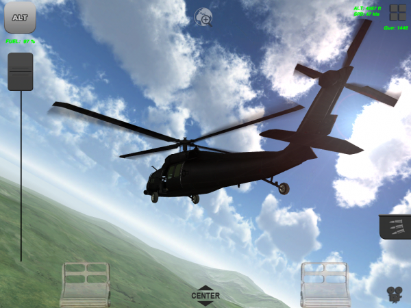 Air Cavalry Review