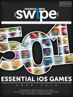 501 Essential iOS Games Guide Culls the App Store's Finest into One Simple App
