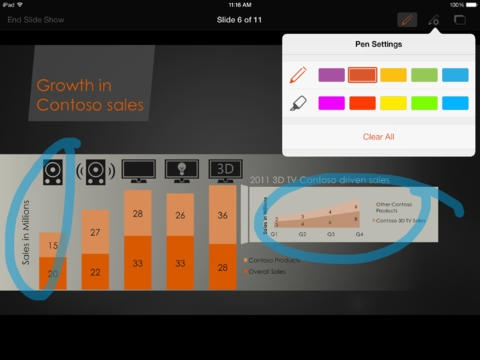 Microsoft Releases Office 365 Software Suite for the iPad
