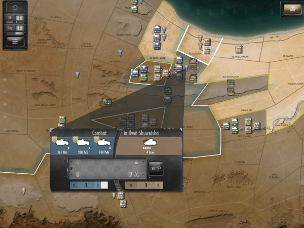 Desert Fox: The Battle of El Alamein Review