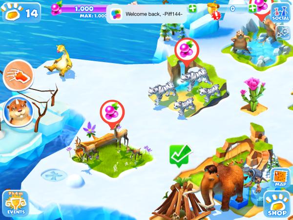 Ice Age Adventures 1.6.0.14 XAP  یاری بۆ ویندۆزفۆن: لۆمیا