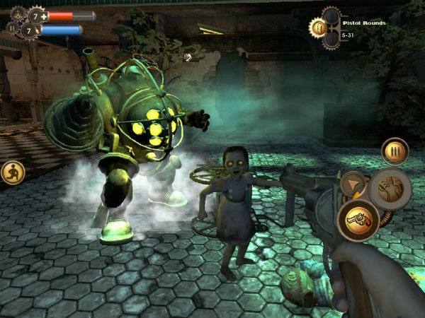 5 Reasons to Look Forward to Revisiting Rapture in Bioshock for iOS