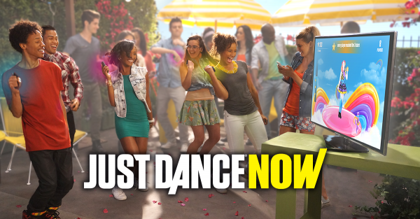 Ubisoft Launches Just Dance Now in the App Store Worldwide