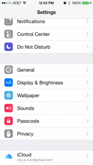 how to delete iphone contents before selling