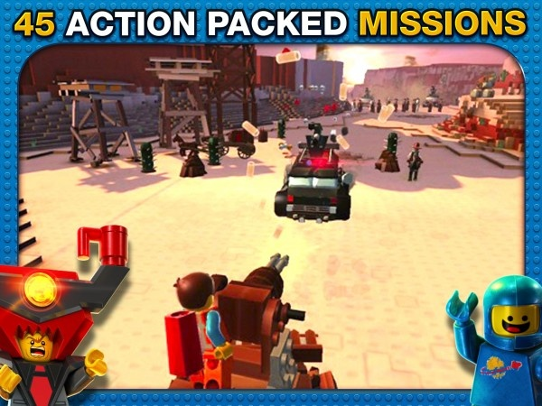 The LEGO Movie Video Game is Available Now for iOS | 148Apps