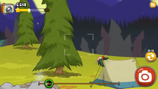 Bigfoot Hunter: A Camera Adventure Game review | 148Apps