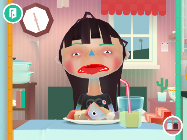 I do hope Toca Boca does not become married to the computer-generated images seen in Toca Nature and Toca Kitchen 2, as I have always marveled at the ...
