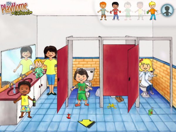 My Playhome School Review 148apps