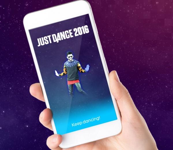 Just Dance App