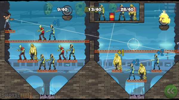 Stupid Zombies 3 Looks Like a Fun, Stupid Physics Game | 148Apps
