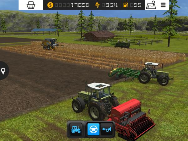 скачать игру farming simulator 16 много денег