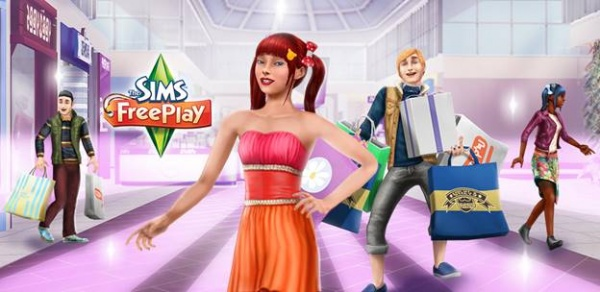The Latest Update For The Sims Freeplay Is All About The Mall 148apps