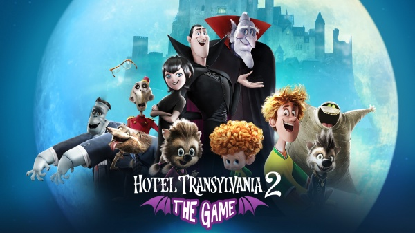 Meet your favorite movie characters in Hotel Transylvania 2 now on