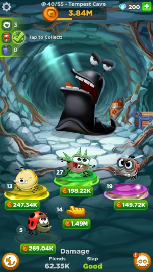 Get Best Fiends Forever Game  Background